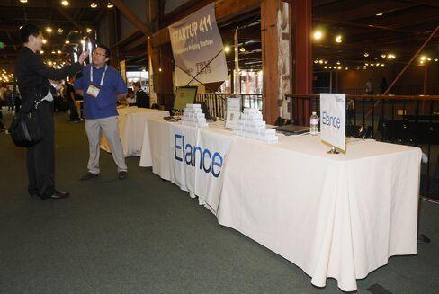 Elance at TechCrunch