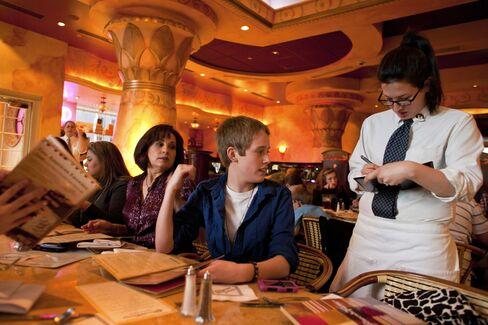 Restaurants Raising Prices