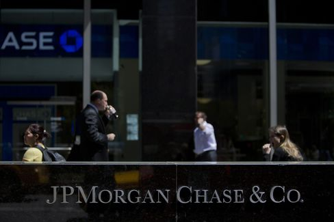 JPMorgan Chase & Co. Officer in New York