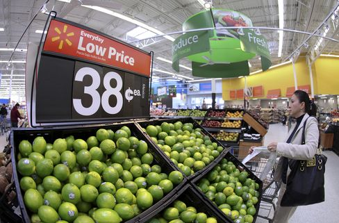 Wal-Mart to Stock Healthier Foods