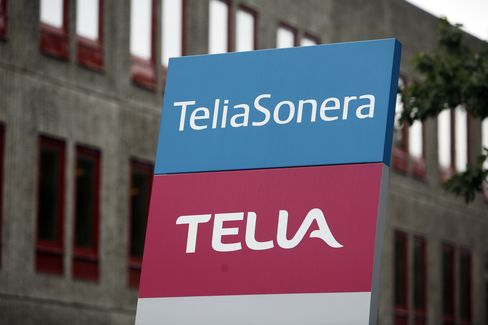 TeliaSonera to Eliminate 2,000 Jobs After Earnings Fall Short