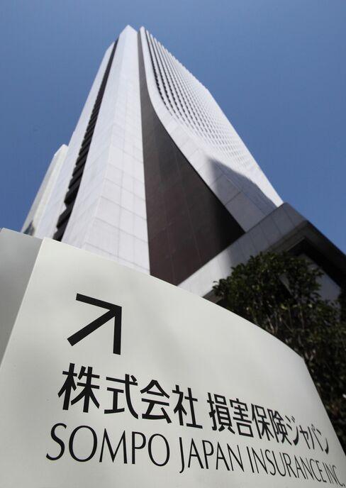 Sompo Japan Insurance Headquarters