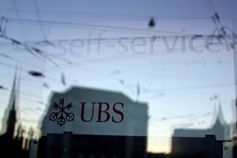 UBS Seeing Moat of Secrecy Run Dry Vows Results to Lure Wealthy