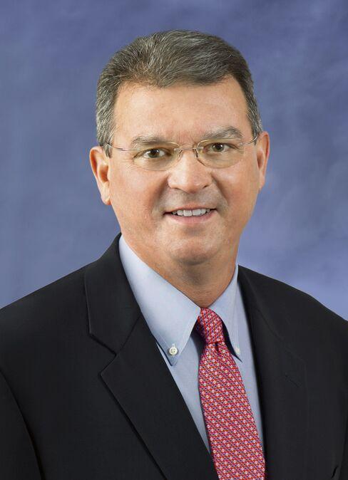 Lubrizol CEO James Hambrick