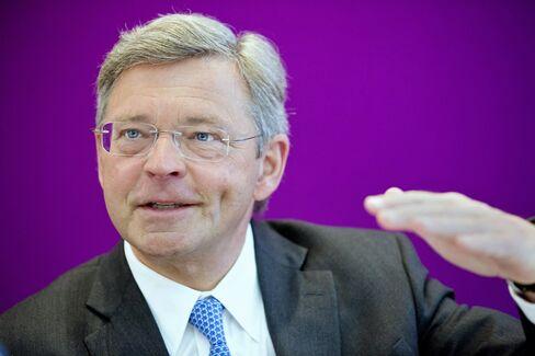 EBF President Christian Clausen