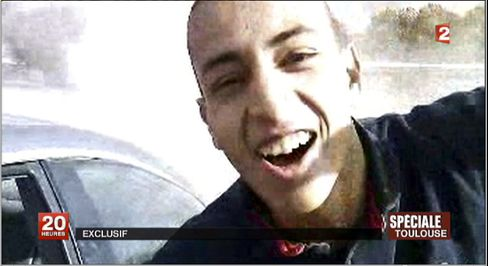 Toulouse Suspect Mohammed Merah