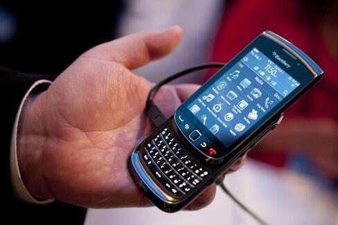 U.A.E. 'Optimistic' on Reaching Deal on BlackBerry