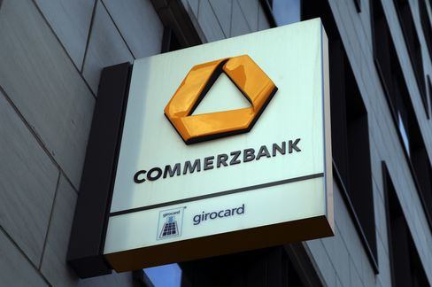 Dresdner Bankers Celebrate Bonus Win Commerzbank Wants to Forget