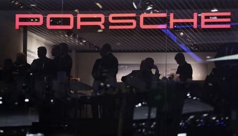 Porsche Suit to Focus on Germany as Funds Drop U.S. Appeal