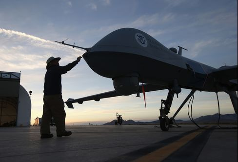 ACLU Suit for CIA Drone Data Revived by U.S. Appeals Court