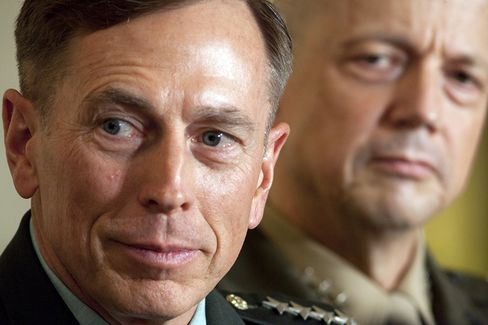 General Allen Under Investigation for E-Mails to Petraeus Friend