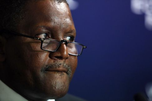 Africa's Richest Man Aliko Dangote