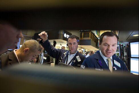 U.S. Stocks Jump