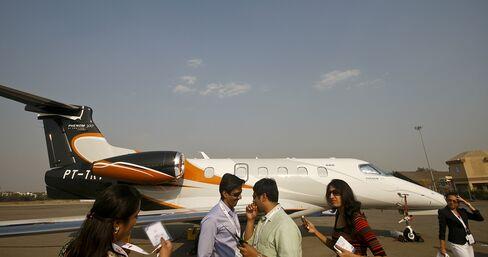 Mahindra, Taneja in Talks With India on Building Regional Jet