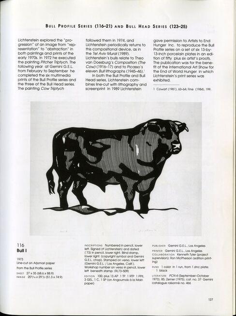 'Bull Profile Series'