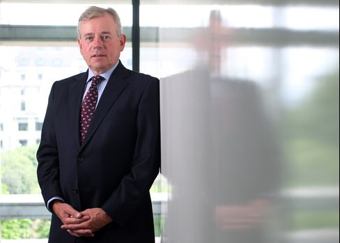 Brit Insurance Non-Executive Chairman Richard Ward