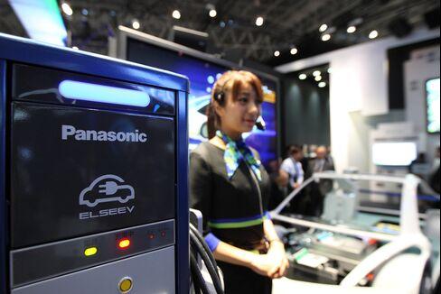 Panasonic Leads Shift Toward Energy-Saving Bulbs After Quake