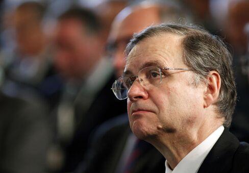 Bank of Italy Governor Ignazio Visco