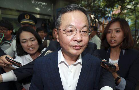 South Korea's Prime Minister Nominee Ahn Dai-Hee