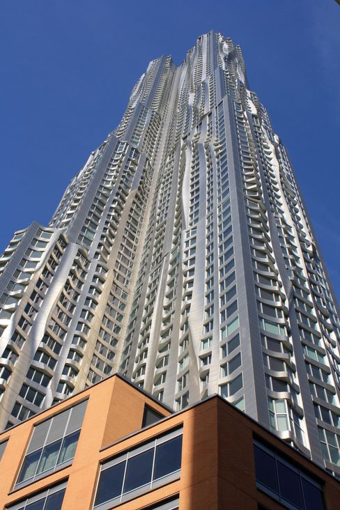 New York by Gehry Residence