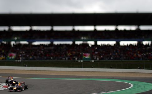Germany's 'Green Hell' Nuerburgring Formula 1 Track Up for Sale