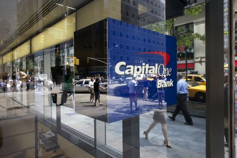 Capital One Misses Estimates as Deals Spur Increase in Reserves
