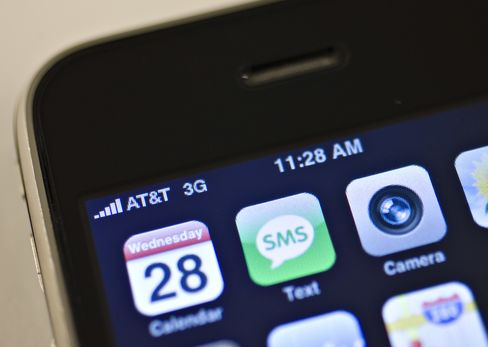 AT&T Sales Beat Analysts' Estimates on Rising IPhone Demand