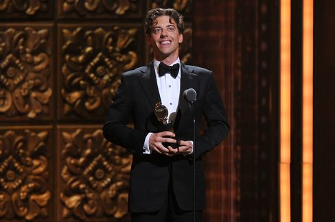 'Once,' 'Newsies' Win Early Broadway Tony Awards in New York