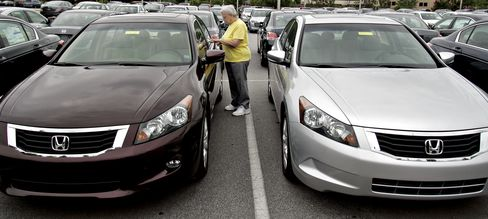 Honda Boosts North American Auto Production Rate to Tame Yen