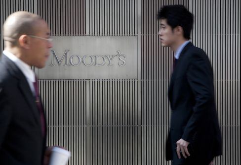 Moody's Promises Caps on Mortgage-Bond Ratings as Terms Loosen