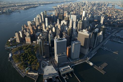 New York Tops London as City With Most Global Clout