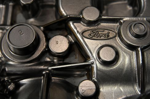 Ford Engine Block Mold