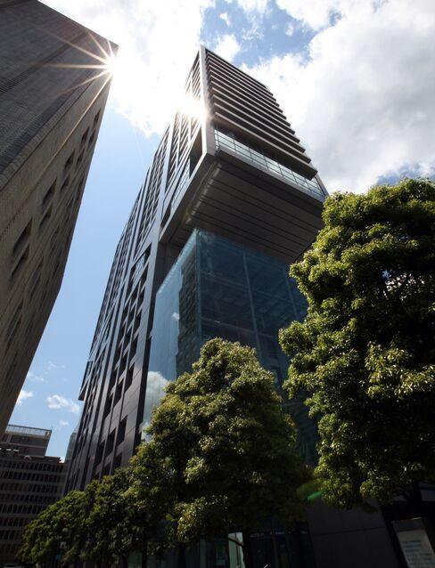 Kenedix Said to Win Final Bid for Shinsei's Former Headquarters