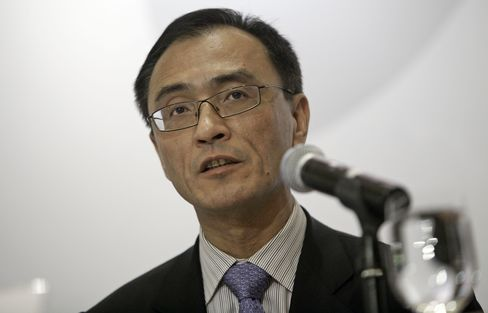 Chen Xiao, chairman of Gome Electrical Appliances Holdings
