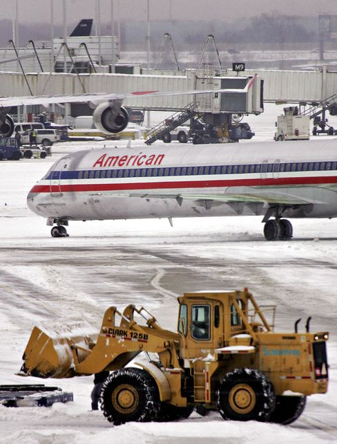 Airline Losses May Top $600 Million