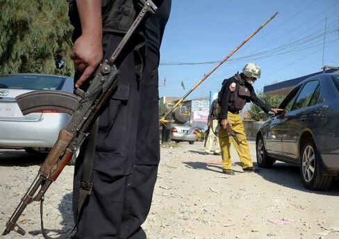 Pakistani Security