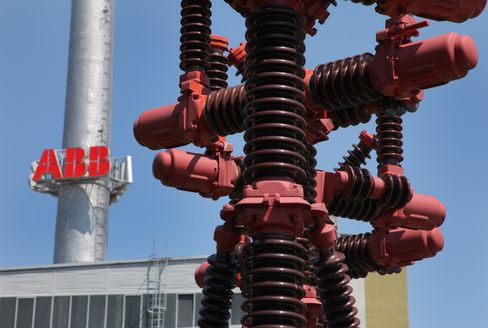 ABB to Buy Baldor Electric for $4.2 to Expand Drives