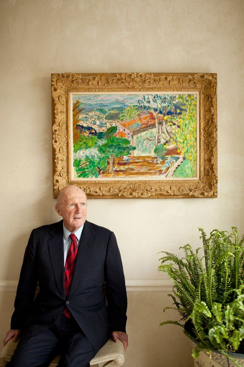 Julian Robertson's Tiger Management has spawned more than 70 new funds. Photo credit: Melissa Golden/Redux/Bloomberg Markets via Bloomberg