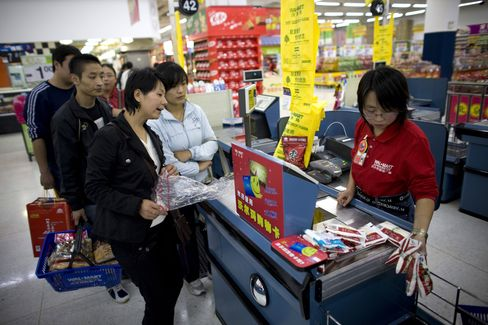 Wal-Mart Halts Operations at More China Stores Over Labeling