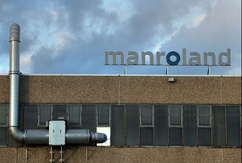 Manroland Descends Into Insolvency