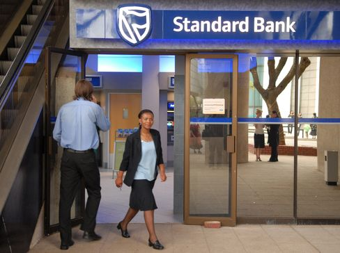 Standard Bank Argentina Stake Sale to China's ICBC Delayed