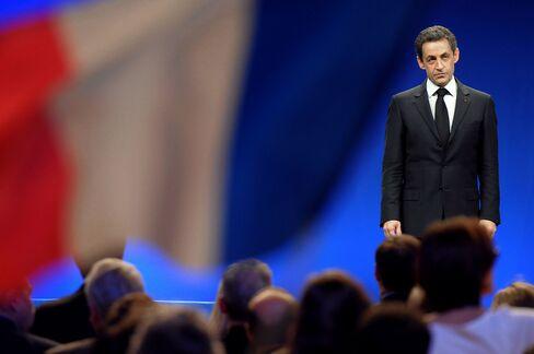 President Nicolas Sarkozy