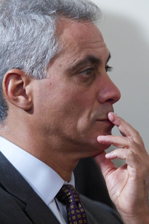 Emanuel Gets Verdict Today on Campaign for Chicago Mayor Job