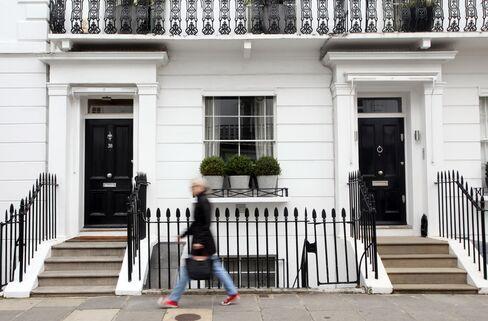 Wealthy Unmoved by U.K. Tax Increase as Luxury Home Sales Surge