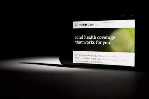 Healthcare.gov Mobile Site