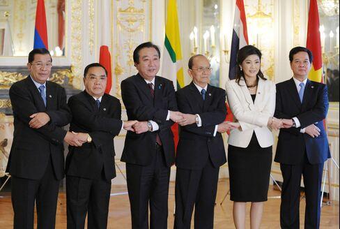 Japan Pledges $7.4 Billion Aid to Mekong Nations at Tokyo Summit