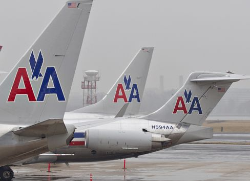 American Pilots Reject AMR Contract Offer That Pared Concessions