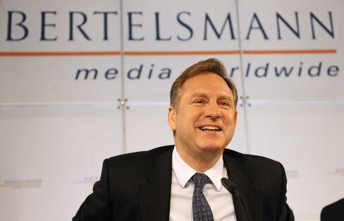 Bertelsmann CEO Hartmut Ostrowski