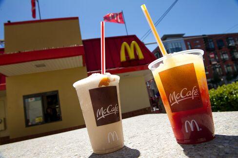 McDonald's October Sales Rise 5.5%