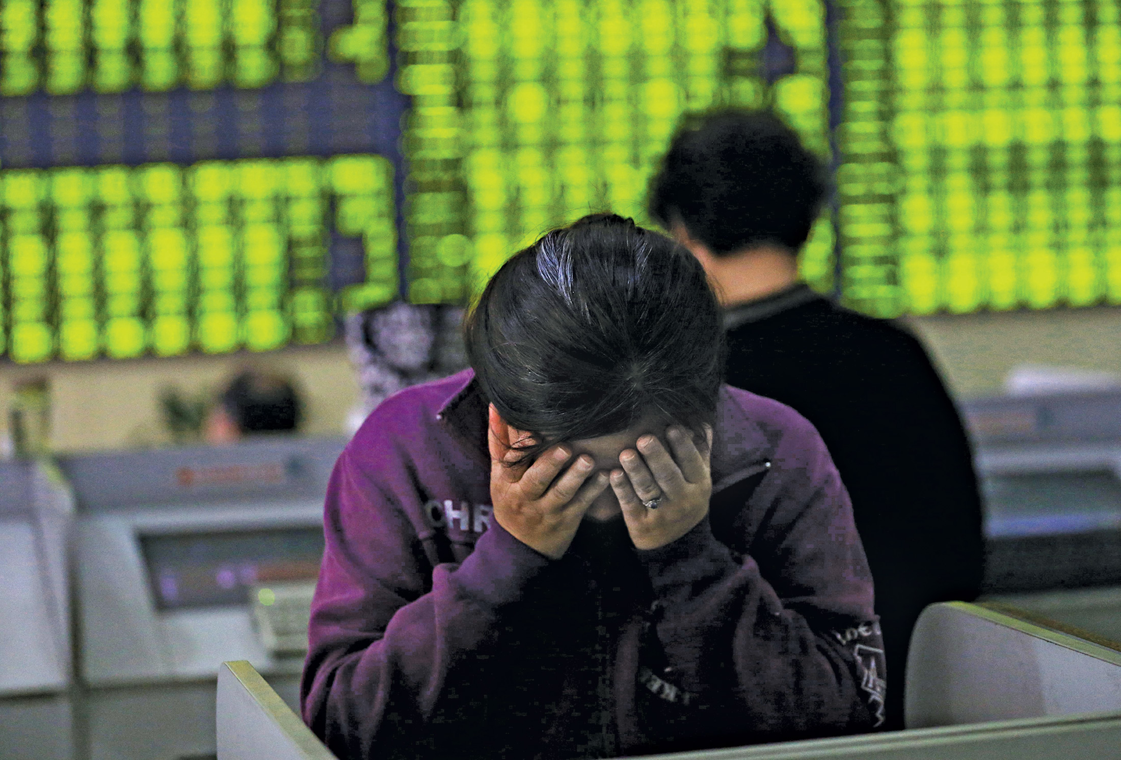 Who Blew Up China's Stock Bubble?